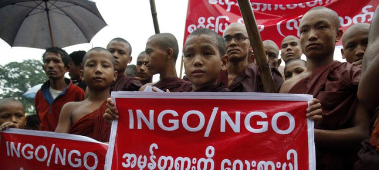 Burma's path to democracy is being wrecked by lethal identity politics