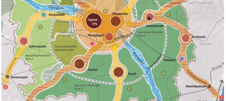 Land pooling strategy for the new Andhra capital could become a model for India's Smart Cities