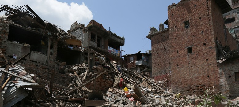 Nepal earthquake may have 'unzipped' fault line, boosting risk of future quake
