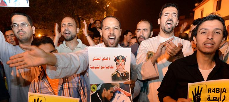 As Morsi faces the gallows, where are the defenders of democracy?