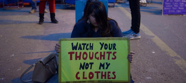 These posters show how ridiculous it is to blame victims for sexual crimes