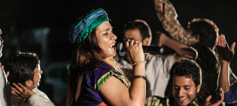 'I became used to the fact that when I sing, guns go off': Bhojpuri star Kalpana Patowary