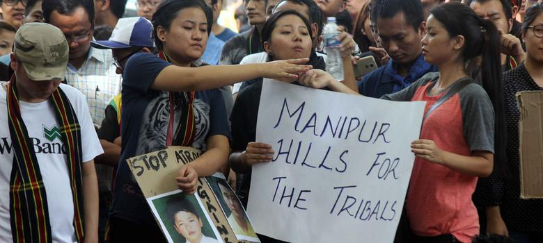 Why some indigenous people in Manipur are irked by new laws that aim to protect them