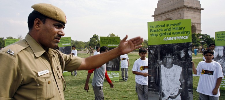 Greenpeace India's FCRA registration cancelled by government