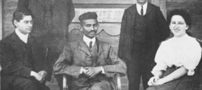 Video attacking Gandhi for his racist statements takes a simplistic view of a complex life