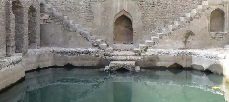 Photos: The amazing architecture of India's ancient step wells