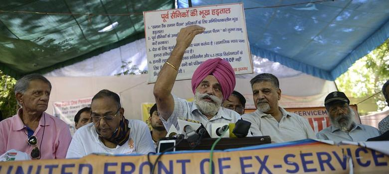 How an essentially senior citizens movement helped make OROP a reality