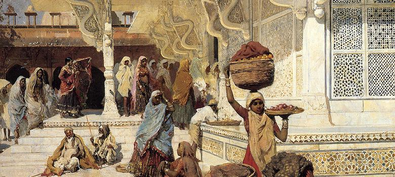 The 'cow issue' and lost heritage: Notes from the finest painter of Victorian India