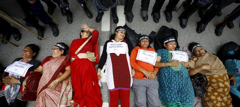Nepalese writer Manjushree Thapa explains why she burned her country's new constitution