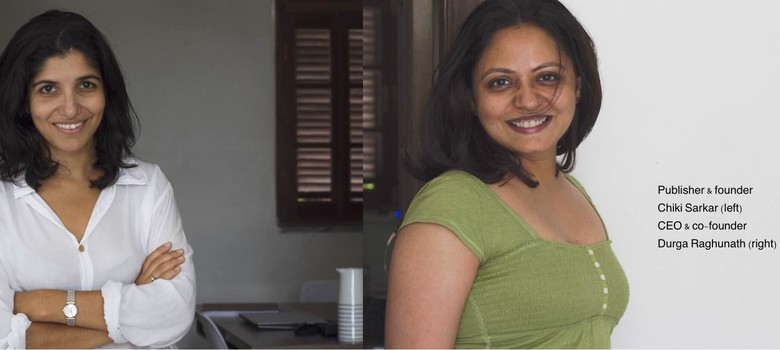 Chiki Sarkar launches a new publishing company with audacious new digital strategies