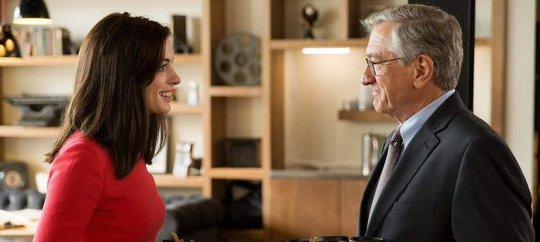 Film review: Nothing gives and it is most uncomplicated in 'The Intern'