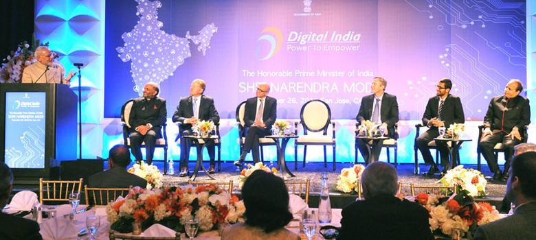 Full text: India needs M-Governance – mobile governance, Modi tells Silicon Valley titans