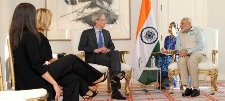 Why Apple CEO Tim Cook has good reason to turn down Modi's invite to visit India