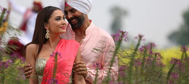 Film review: Amy Jackson outshines the rest of the turbanator tribe in 'Singh is Bliing'
