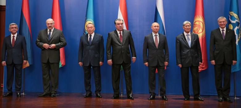 What are Russia's grand designs in Central Asia?