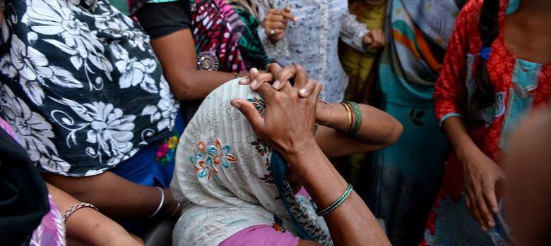 Two minor girls gangraped in Delhi, Kejriwal blasts Modi