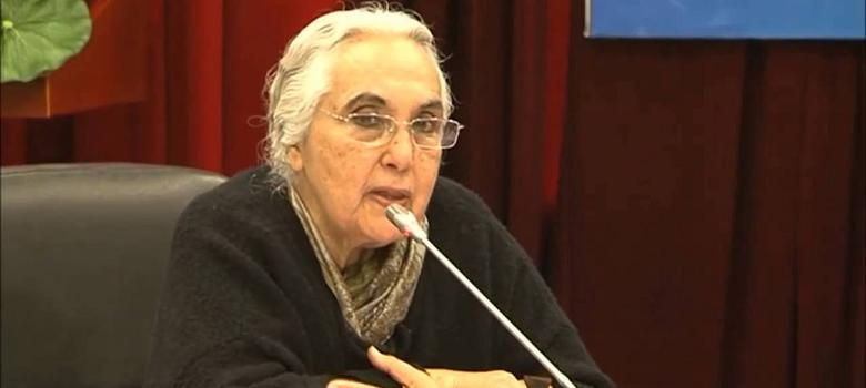 Romila Thapar: Before anyone can debate the Sangh, it has to stop abusing its opponents