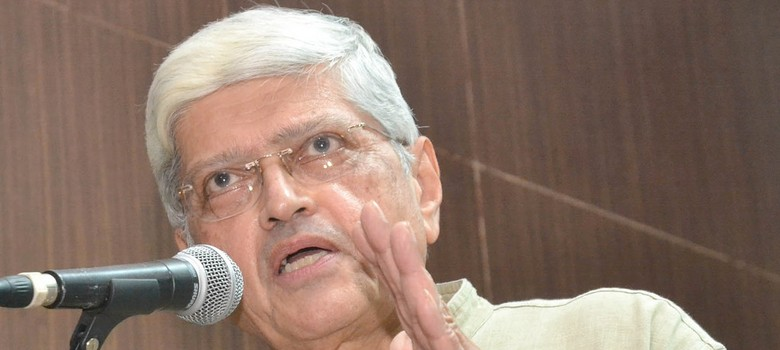 Gopalkrishna Gandhi: The government's response to rising intolerance is most worrisome
