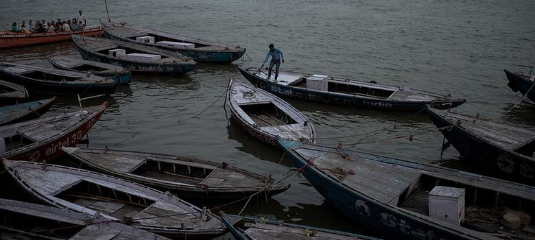 Despite being perceived as eternal, the Ganga has changed massively
