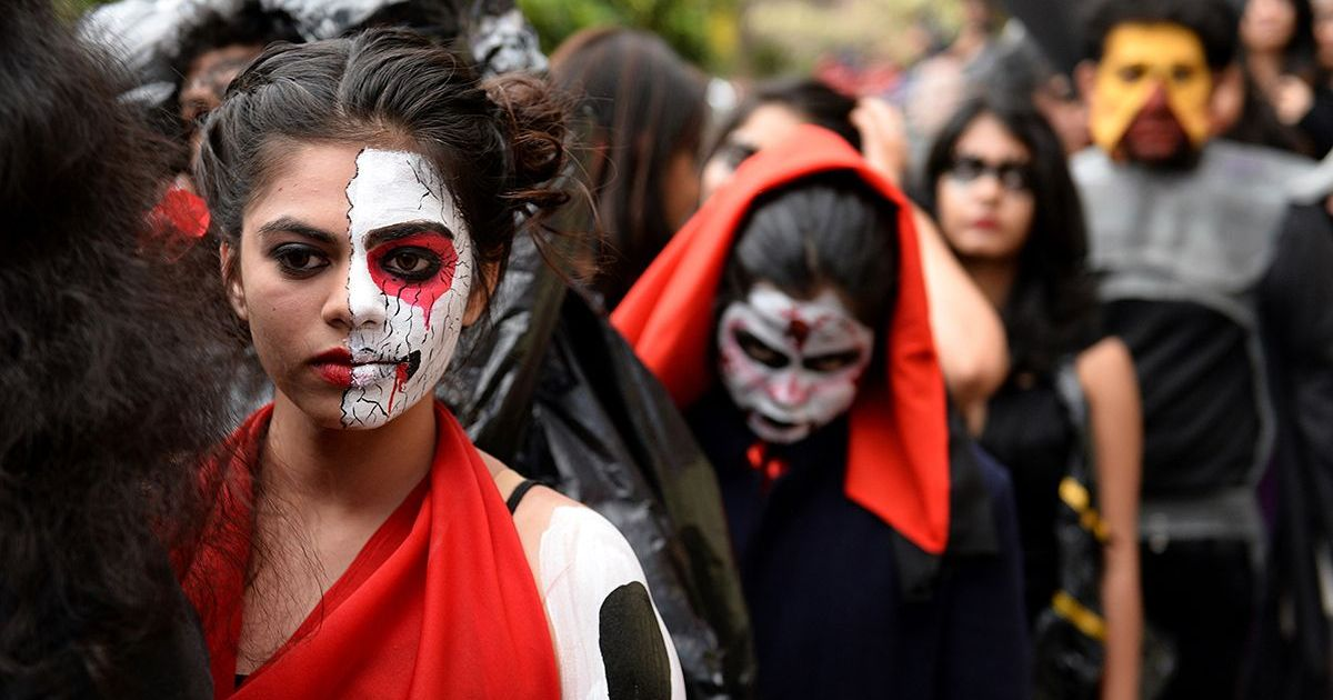 Open letter to people in India celebrating Halloween