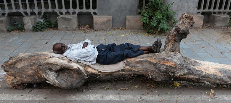 Rajasthan could become the first state to draft a homeless policy. Here's how it could get it right