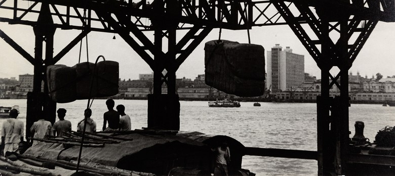 In pictures: Sunil Janah captures striking moments on India's path to industrialisation