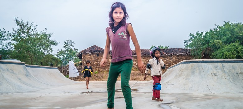 Why kids are zooming about on skateboards in this sleepy Madhya Pradesh village
