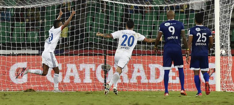 Indian Super League: Goa beat Chennai as referee asks player to change his underwear