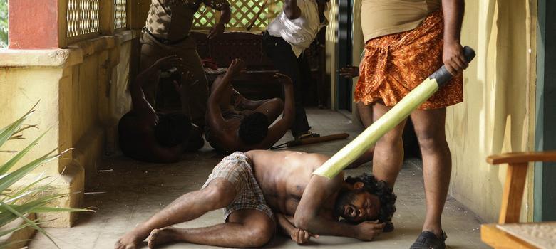 In Tamil film 'Visaranai', police corruption begins in the lock-up