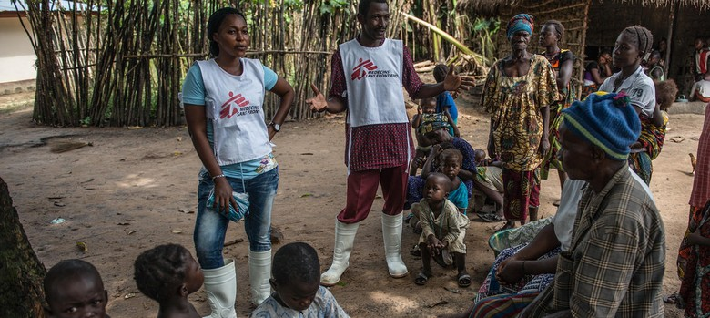 Sierra Leone may be Ebola-free, but the war against the virus is far from over