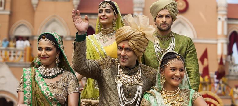 Film review: In 'Prem Ratan Dhan Payo', it's Salman Khan all the way ‒ dipped in desi ghee