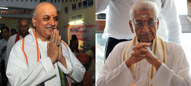 With Ashok Singhal gone, will Praveen Togadia be more emboldened to take on Narendra Modi?