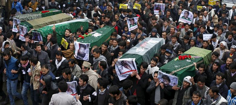 What our silence on Kabul's protests says about our grief for Paris