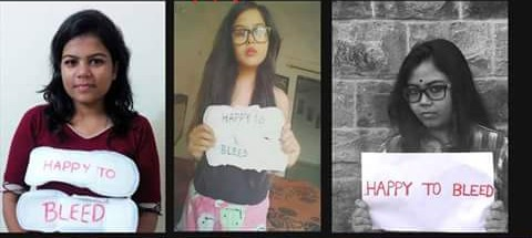 The open discussion on menstruation is #Happy To Bleed's biggest achievement