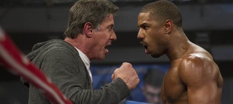 Film review: 'Creed' has the right mix of blows and bawls