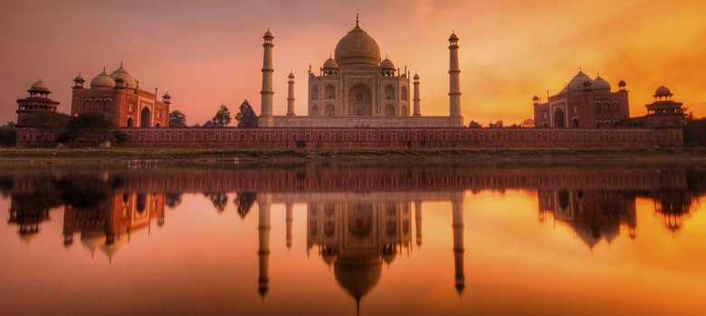 Music and the monument: Songs inspired by the Taj Mahal