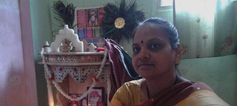 Meet Manju Maske, the hospital ayah who saved enough to build a house