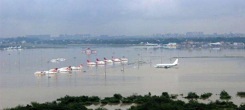 Does this image from Chennai foretell the future of Mumbai's second airport?