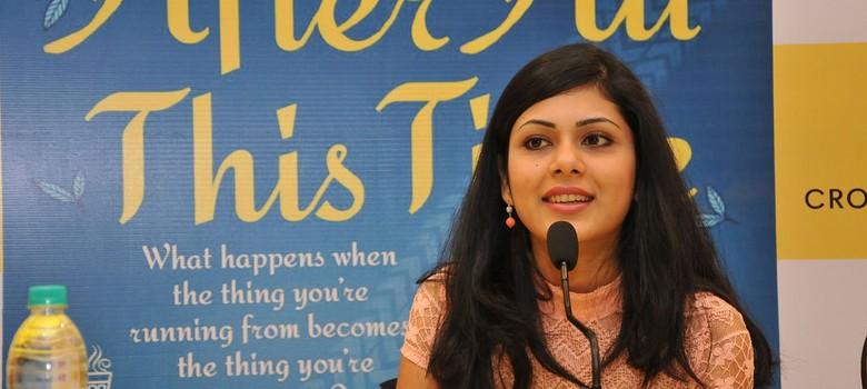 Why romance writer Nikita Singh changes publishers