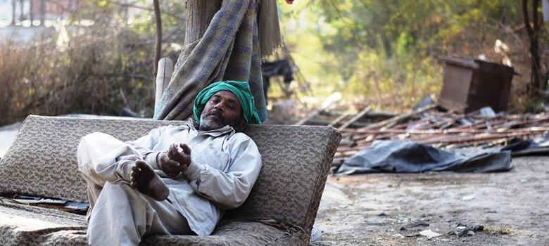 It isn't a slum demolition – it's the destruction of homes and lives