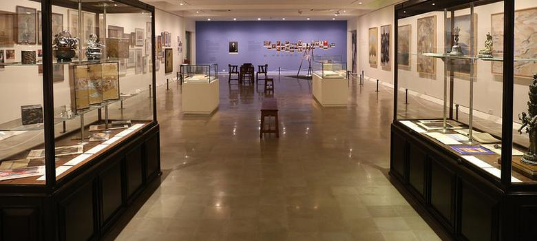 Is this an exhibition on Jehangir Sabavala, an archive or an essay?