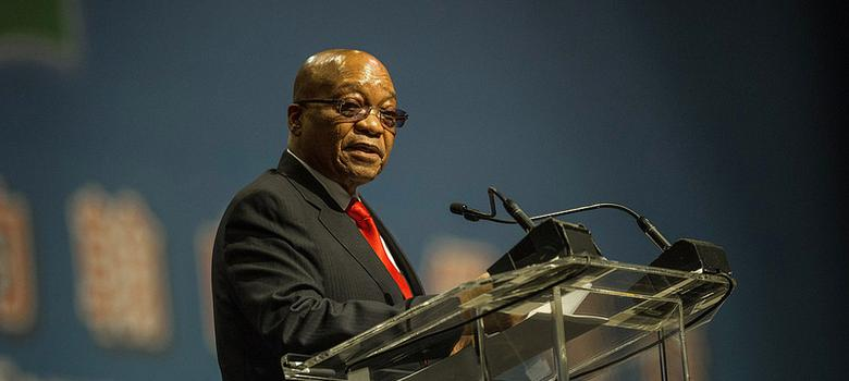 Why there is a silver lining for South Africa in Zuma's bungling: His grip on power is slipping