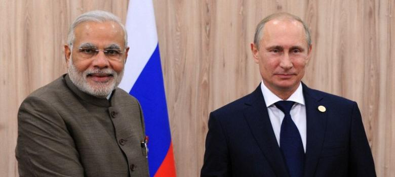 The Daily Fix: Modi's visit to Moscow revives an important diplomatic friendship