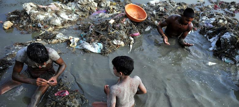 Ganga more polluted than ever, despite Indian government's action plans