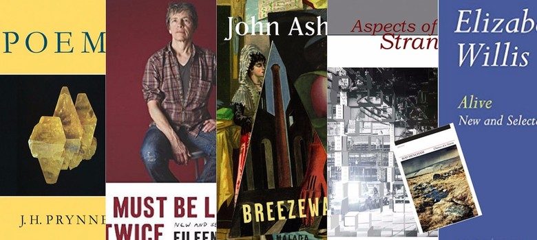 Six books of poetry in English from around the world that 2015 will be remembered for