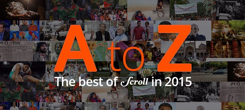 From Adarsh Liberals to zebra crossings that are melting: The best of Scroll in 2015