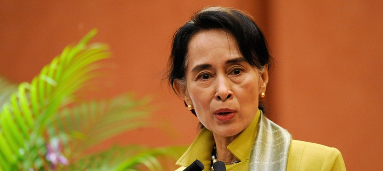 Aung San Suu Kyi's party wins Myanmar election
