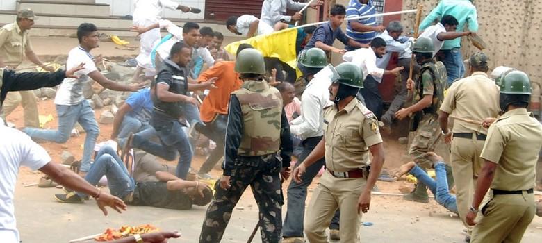 Police deployed in Karnataka during bandh called by VHP