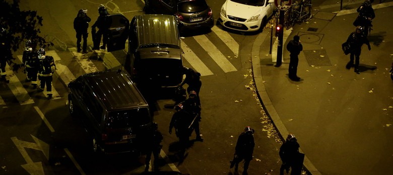 Paris terror attacks: At least 120 killed in series of explosions and shootings