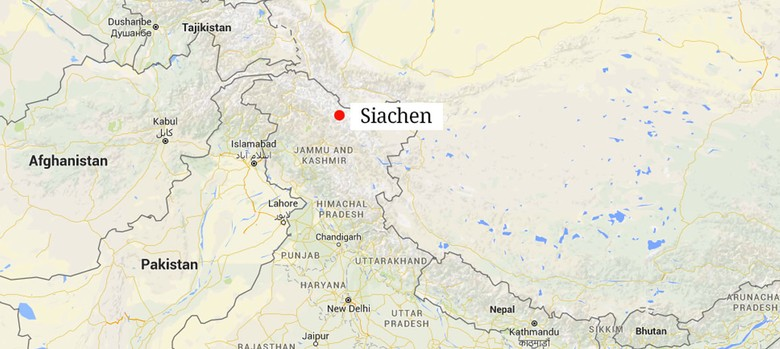 Indian Army captain dies in Siachen avalanche